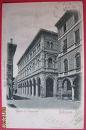 BOLOGNA - CASSA DI RISPARMIO, VIAGGIATA 1900 - Bologna