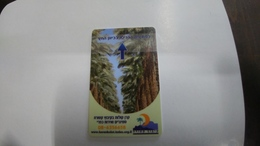 Israel-hotey Key-(439)-keren Kolot Katora-hotals-(looking Out Side)-used+1card Prepiad Free - Hotelkarten