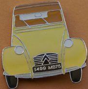 Y 400 )...    2  CV   CITROEN - Citroën