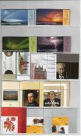 MG48) GERMANY 2009 -ANNATA COMPLETA -tutta Bordo Di Foglio Deutsche Post MNH** - [7] Repubblica Federale