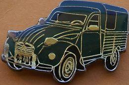 Y 411 )...    2  CV   CITROEN - Citroën
