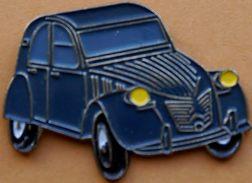 Y 412 )...    2  CV   CITROEN - Citroën
