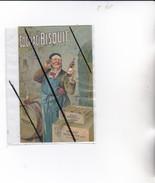 Publicité:COGNAC BISQUIT .BISQUIT-DUBOUCHE & Cie à Cognac (Caviste -Caisses Et Baril) - Reclame