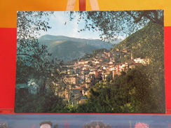 Cartes Postales >[06] Alpes Maritimes > Saorge > La Vallée De La Roya,village De Saorge > Circulé - France