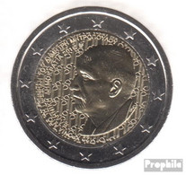 Griechenland 2016 Stgl./unzirkuliert Auflage: 750.000 Stgl./unzirkuliert 2016 2 Euro Dimitri Mitropoulos - Grèce