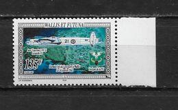 Aviation.Dernier Vol Du Lancaster à Wallis Le 26 Janvier 1963. - Unused Stamps