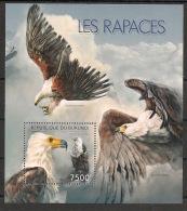 Burundi - 2012 - Bloc BF N°273 - Pygargue - Neuf Luxe ** / MNH / Postfrisch - Eagles & Birds Of Prey