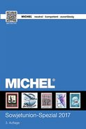Michel Sowjetunion-Spezial-Katalog 2017 - Stamps