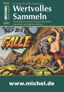 Michel Spezial Magazin Wertvolles Sammeln 7 - Magazines