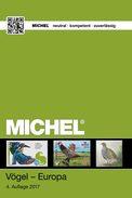 Michel/Schwaneberger Motivkatalog Vögel Europa 2017 - Topics