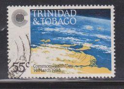 TRINIDAD & TOBAGO Scott # 379 Used - Commonwealth Day - Trinidad Y Tobago