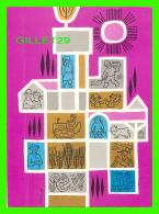 ISRAEL -EMEK JEZREEL - DIMENSION 11,5 X 16 Cm - - Israel