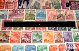Dt. Besetzung Im 2. Weltkrieg 50 Verschiedene Marken - Besetzungen 1938-45