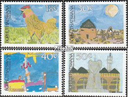 Bophuthatswana 218-221 (kompl.Ausg.) Postfrisch 1989 Kinderbilder - Südafrika (...-1961)