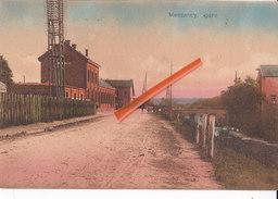 MESSANCY - Gare - Carte Colorée - Messancy