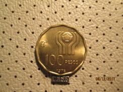ARGENTINA 100 Pesos 1978 # 6 - Argentina
