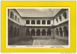 Huelva 1950 Years Spain España Espana Espagne Claustro Del Convento De La Rábida Convent Couvent Postcard - Huelva