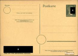 Deutsches Reich P313II B Amtliche Postkarte Ungebraucht Mi.-Nr.: P313II B Amtliche Postkarte - Postwaardestukken