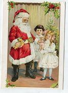 CHRISTIANITY - AK 308536 Santa - Kerstman