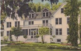 Florida Orange Park Reception & Recreation Building At Mooseheart Curteich - Jacksonville