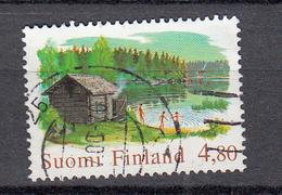 Finland 1999 Mi Nr 1484  Sauna - Usati