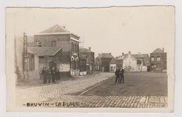 BAUVIN - La Place - (Carte-Photo ?) - Document Peu Courant - - France