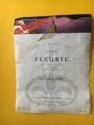 5961 - Fleurie 1997 La Madonne - Beaujolais