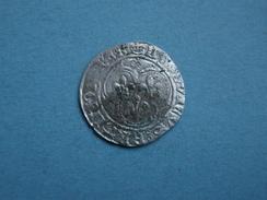 """Blanc Au Soleil """"Louis XI"""" Atelier De Rouen. - 1461-1483 Louis XI Le Prudent"""