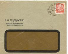 Deutschland, 1933, Brief, Bahnpost,Berlin- Würzburg Nach Schweiz, Siehe Scans! - Allemagne