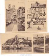 HUY Le HOYOUX LA FONTAINE  Collegiale Citadelle Et Meuse 5 Cartes - Huy