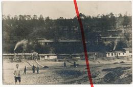 PostCard - Original Foto - Moronvilliers - Hexenkessel - 1918 - Briefstempel IR 426 - Reims