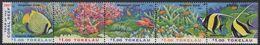 TOKELAU 1997 - Faune Marine, Coraux, Poissons - 5 Val Neuf // Mnh - Tokelau