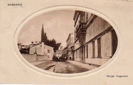 Vicenza - Bassano D. G.  - Borgo Augarano - - Vicenza
