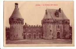 JONZAC: Le Château - Jonzac
