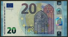 France - 20 Euro - U009 A1 - UA0339172374 - Draghi - UNC - EURO