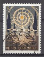 Autriche 1989  Mi.Nr: 1972 Moderne Kunst  Oblitèré / Used / Gebruikt - 1945-.... 2ème République