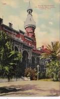 Florida Tampa Main Entrance To Tampa Bay Hotel