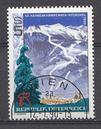 Autriche 1990  Mi.Nr: 1979 Hahnenkammrennen  Oblitèré / Used / Gebruikt - 1945-.... 2de Republiek