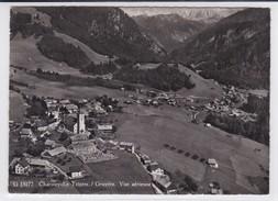 Charmey Et La Tzintre, Vue Aérienne - FR Fribourg
