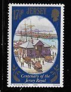 Jersey 1980 MNH   SCOTT # 228, CENTENARY Of The JERSEY ROYAL   MNH - Jersey