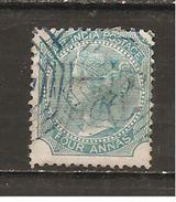 India Inglesa -  Nº Yvert 27 (usado) (o) (defectuoso) - India (...-1947)