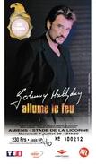 Johnny Hallyday Tour 1999 - Tickets D'entrée