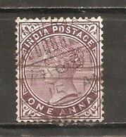 India Inglesa -  Nº Yvert 35 (usado) (o) - India (...-1947)