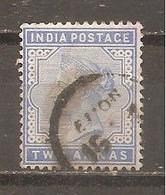 India Inglesa -  Nº Yvert 37 (usado) (o) - India (...-1947)