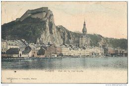 DINANT ..-- Rive Droite . 1904 Vers BIEVRE ( Melle M. CLAESSENS ) . Voir Verso . - Dinant