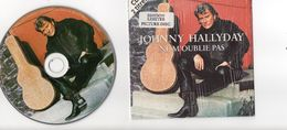 """JOHNNY HALLIDAY  1995  """" NE M'OUBLIE PAS """"   PICTURE DISC  SOUS BLISTER - Limited Editions"""