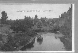Blanzy Les Mines.La Bourbince - France