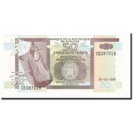 Burundi, 50 Francs, 1999-02-05, KM:36b, NEUF - Burundi