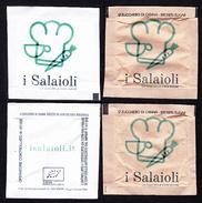 Itália 2017 - I Salaioli // Série 2 Sachets Vides - - Sugars