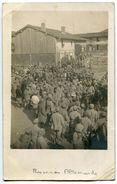 Guerre 1914 1918 * Photo Carte Prisonniers Allemands - Ecrite (voir Description Et Scan Verso Pour + De Renseignements ) - Guerra 1914-18